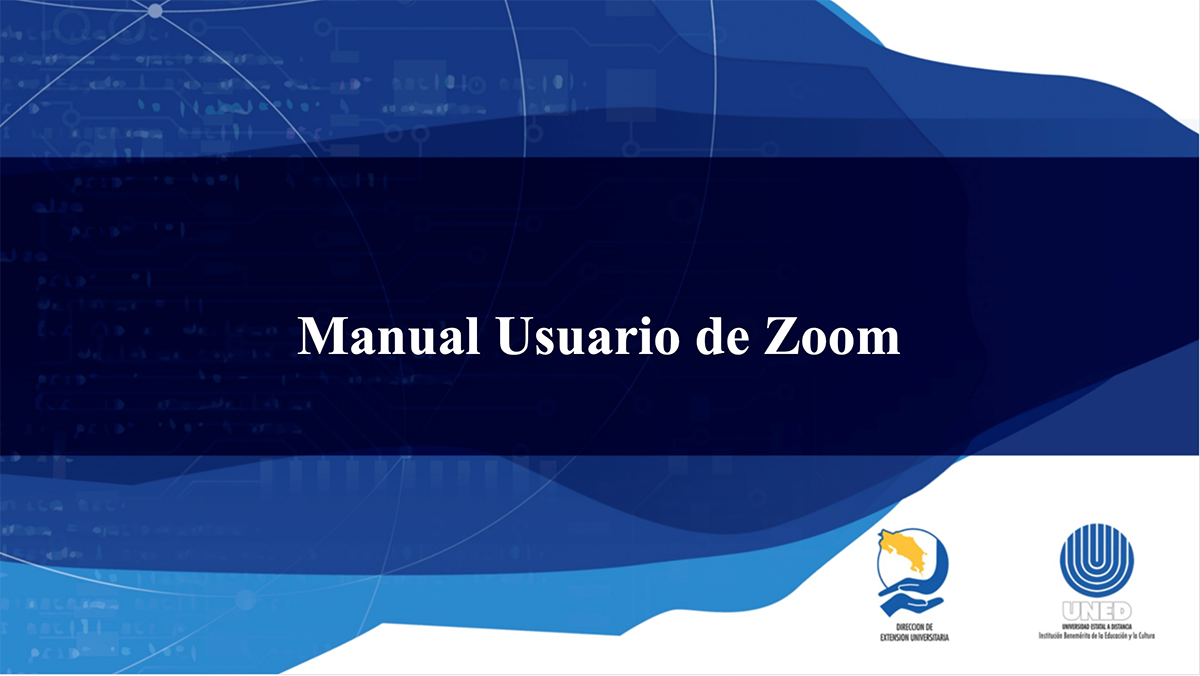 manual de usuario de zoom