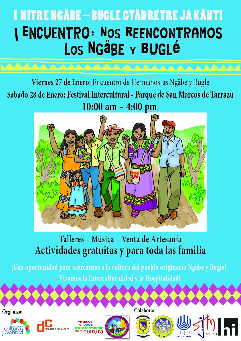 Gestores locales indígenas participarán en Encuentro de Ngäbes y ...